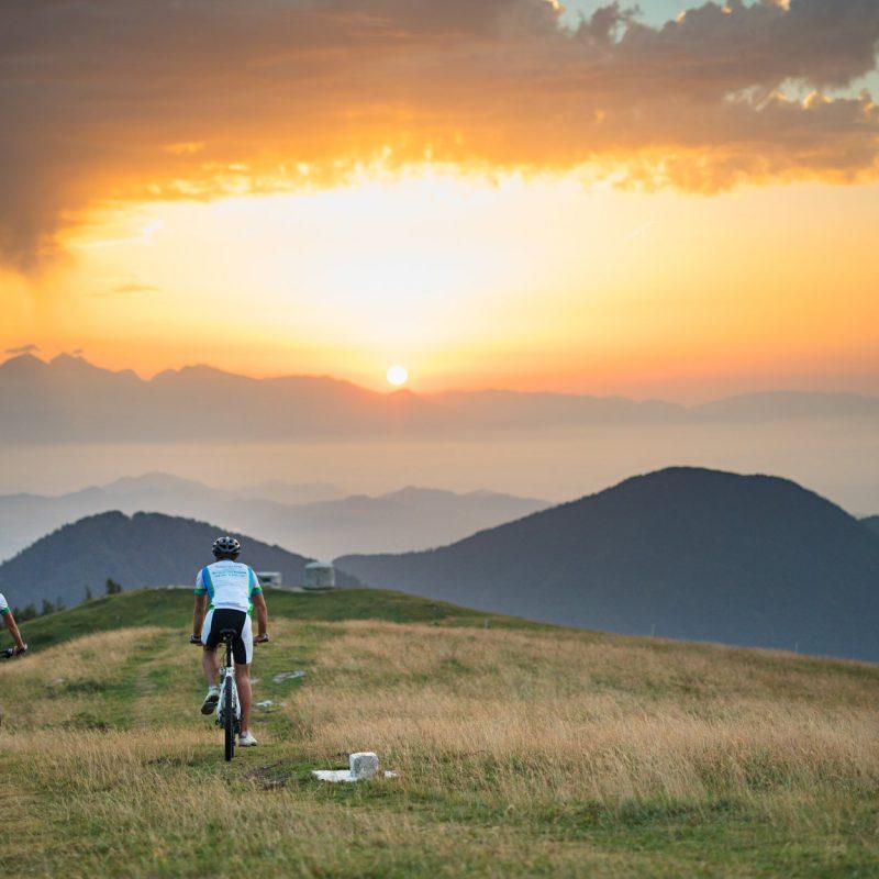 Vzpostavitev gorskega kolesarskega omrežja Gorenjske