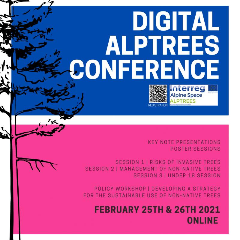 »Digitalna ALPTREES mednarodna konferenca«