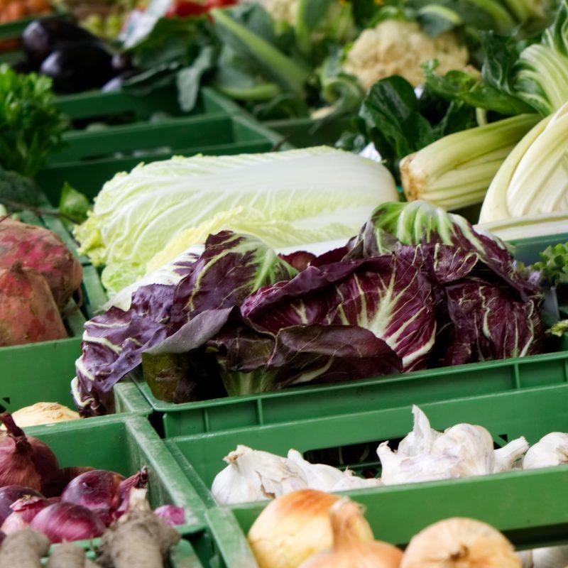 Tržnice kmetijskih pridelkov in izdelkov v septembru
