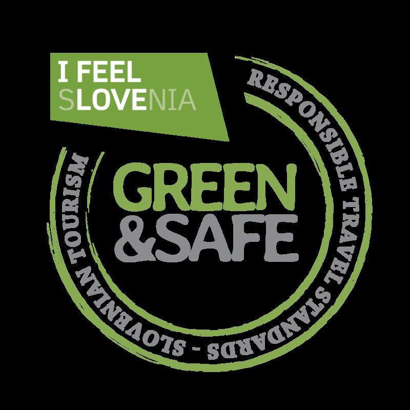 Slovenia GREEN&SAFE – zaveza odgovornemu, zelenemu in varnemu turizmu