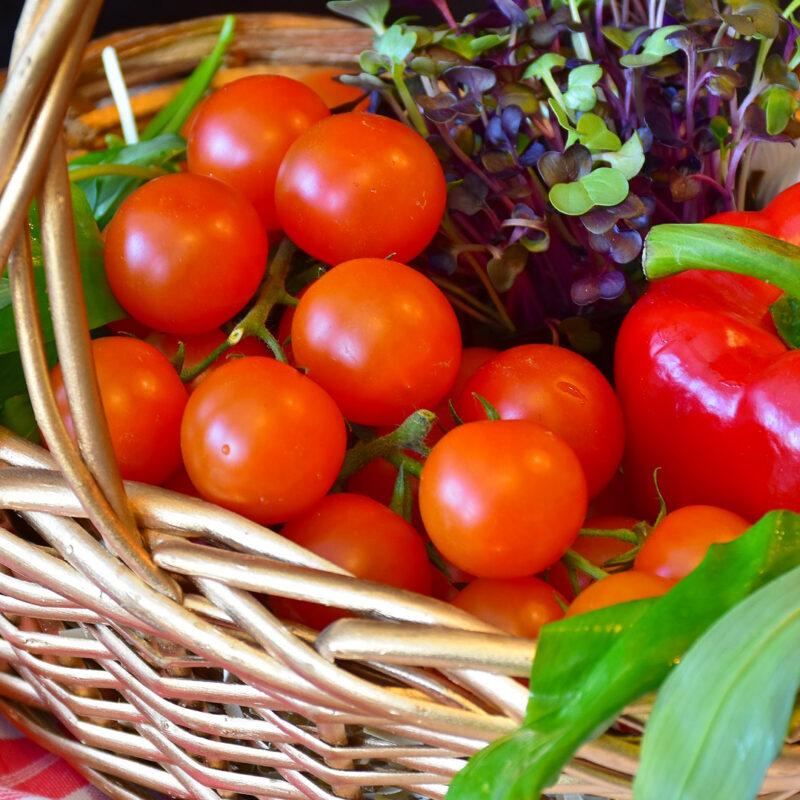 Tržnice kmetijskih pridelkov in izdelkov v avgustu