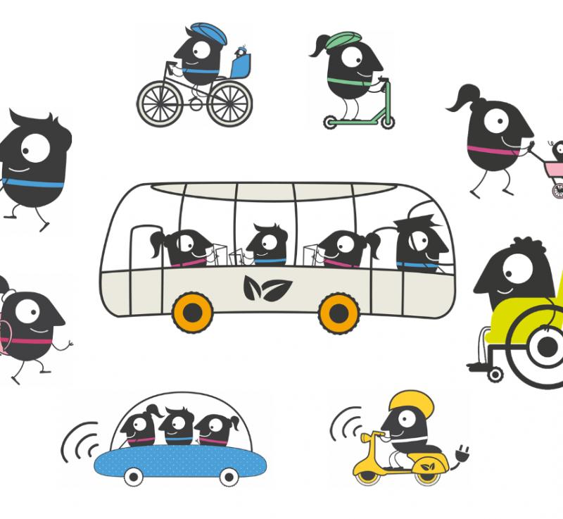 Regijski koordinacijski sestanek za Evropski teden mobilnosti 2021