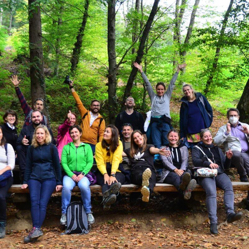 ALPTREES – 15. mednarodni sestanek partnerjev v Ljubljani
